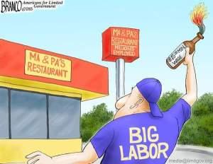 Big Labor