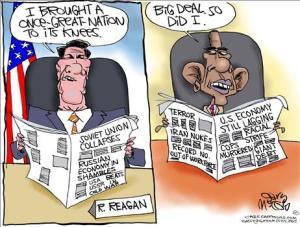 Cartoon-Reagan-Obama